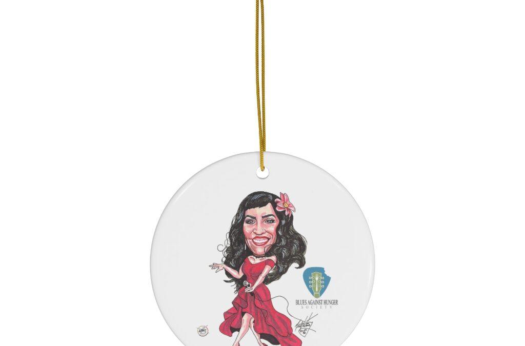 Teresa Mala – Round Ceramic Ornaments
