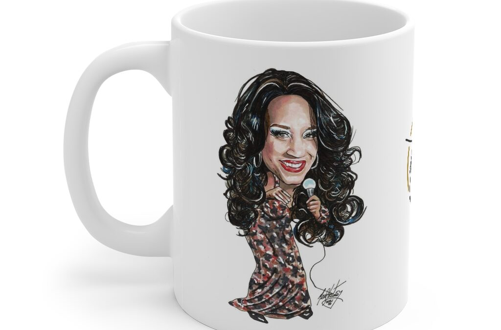 Michelle Johnson – Mug 11oz